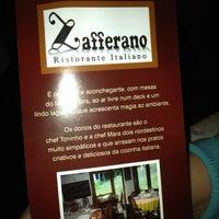 Photo taken at Restaurante Zafferano by Mauricio on 5/11/2013
