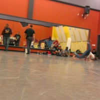 Photo taken at DC Dance Factory by Cody M. on 3/23/2013