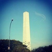 Foto tirada no(a) Obelisco Mausoléu aos Heróis de 32 por Kalvoxx em 11/29/2012