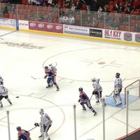 Photo taken at Oklahoma City Barons Hockey by Karen H. on 3/10/2013