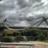 Foto tirada no(a) A Ponte do Milenio por Xose Manuel em 6/21/2013