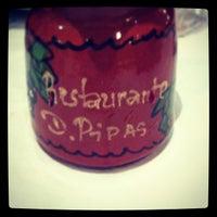 Foto tomada en Dom Pipas por Francisco el 12/31/2012