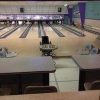 Photo taken at Pla-Mor Lanes by Jo K. on 12/18/2013