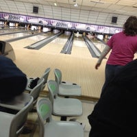 Photo taken at Pla-Mor Lanes by Jo K. on 2/12/2014