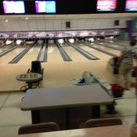 Photo taken at Pla-Mor Lanes by Jo K. on 3/11/2014
