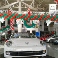Photo taken at Solimões Veículos - Concessionária Volkswagen by Starley L. on 12/24/2012