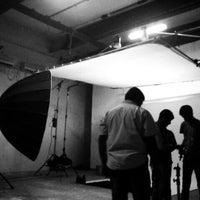 Photo taken at Mehboob Studios by Kamlesh J. on 10/12/2012