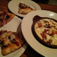 Photo taken at Bertucci's by Jessica on 10/15/2012