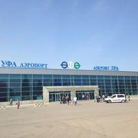 Photo taken at Терминал 1 by Mikhail K. on 4/24/2013