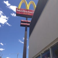 Photo taken at McDonald's by Julie on 5/10/2013
