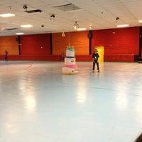 Photo taken at Hillsboro Skate World by Regina on 1/26/2014