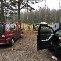 Photo taken at Papinsaaren pyöräpesula by Eemil H. on 11/13/2015