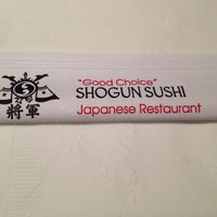 Photo taken at Shogun Sushi by Maryanne V. on 1/11/2015
