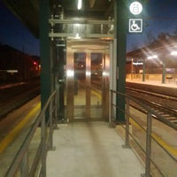 Photo taken at Stazione FS Bagheria by Luca M. on 10/5/2015