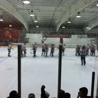 Photo taken at Oceanside Ice Arena by Jess on 2/2/2013