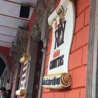 Foto tomada en El Rey de Las Carnitas por Mauricio el 11/13/2016