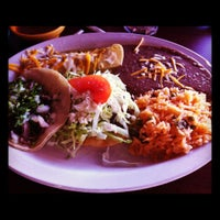 Photo taken at Pancho Villa Mexican Restaurant by Kelli D. on 11/9/2012