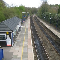 Photo taken at Seer Green Railway Station (SRG) by Alistair on 3/10/2013