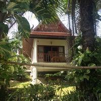 Photo taken at Khanom Hill Resort by Sabrina on 12/10/2013