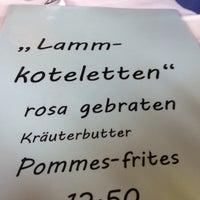 Photo taken at Schwarzwaelder Hof by Sabrina on 5/25/2014