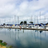 Photo taken at Coyote Point Yacht Club by Xiao M. on 8/13/2017