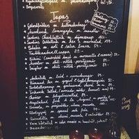 Photo taken at Sardin Bar och Tapas by Joakim R. on 10/11/2014