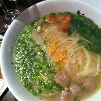 Photo taken at Tomukun Noodle Bar by Kristin on 11/2/2012