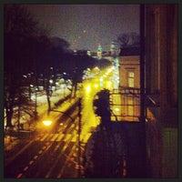 Photo taken at Novum House by Kirill K. on 1/10/2013