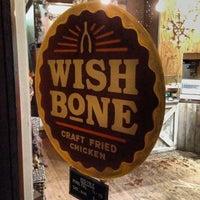 Photo taken at Wishbone Craft Fried Chicken by B-Duff on 12/15/2013