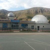 Photo taken at Planetaryum Ve Gozlem Evi by Okan K. on 6/24/2013