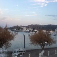 Photo taken at Tzivaeri Restaurant Patmos by Marinos on 8/4/2017