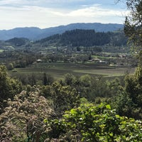 Photo taken at Rombauer Vineyards by Cameron S. on 3/16/2017