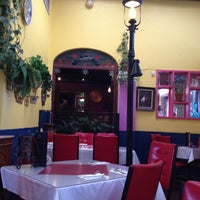 Photo taken at La Fuente Restaurant by Sarah on 2/11/2013