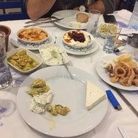 Photo taken at Girit Adası Balıkevi by Latif K. on 1/6/2018