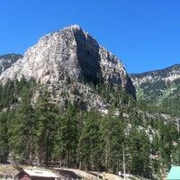 Photo taken at Mt Charleston Lodge by Hezekiah on 8/3/2013