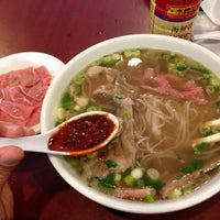 Photo taken at H Pho by Ian D. on 7/14/2013