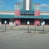 Photo taken at Marcus Point Cinema by Nicole A. on 5/12/2013