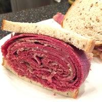 Photo taken at Ben's Kosher Delicatessen by Lou D. on 1/19/2015