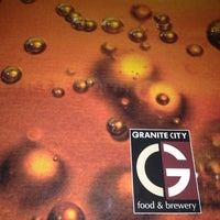 Photo taken at Granite City Food & Brewery by Helene on 11/13/2012