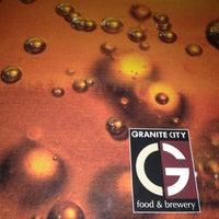 11/13/2012にHeleneがGranite City Food & Breweryで撮った写真