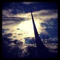 Photo taken at Memorial Museum of Cosmonautics by Daniel G. on 10/26/2012