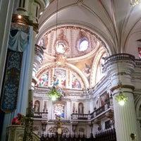 Foto tomada en Catedral Basílica de la Asunción de María Santísima por Fabian M. el 10/18/2012