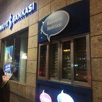 11/17/2016 tarihinde İlknur Ç.ziyaretçi tarafından Türkiye İş Bankası'de çekilen fotoğraf