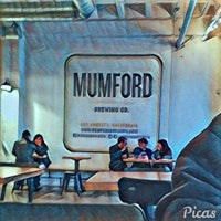 Photo taken at Mumford Brewing by Busa S. on 11/21/2016