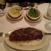 Photo taken at Ruth's Chris Steak House - Pikesville, MD by zeusmannj on 2/9/2013