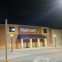 Photo taken at Walmart Supercenter by zeusmannj on 2/18/2013