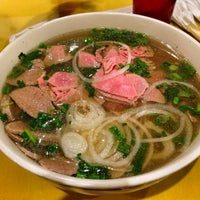 Photo taken at Pho Duy by Alex N. on 3/14/2013