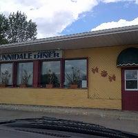 Photo taken at Sunnidale Corner Diner by Summer J. on 7/28/2013