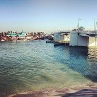Photo taken at John's Pass Village and Boardwalk by Andrew J. on 4/2/2013