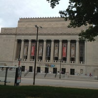 Photo taken at Peabody Opera House by Banu on 7/22/2013